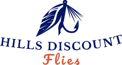 Hill's Discount Flies Logo